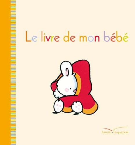 9782012263260: Petit Lapin Blanc. Mon livre de bébé