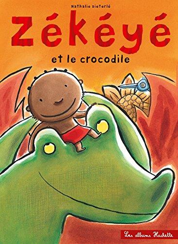 9782012264632: Zékéyé et le crocodile