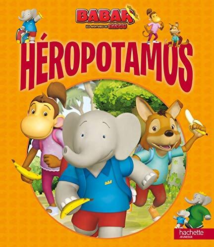 9782012264984: Heropotamus (Badou) (English and French Edition)