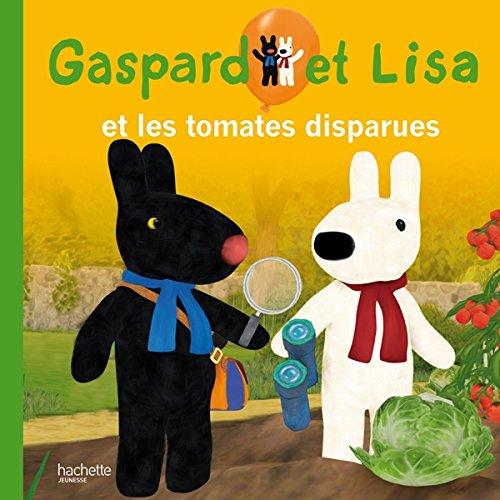 9782012265196: Gaspard et Lisa et les tomates disparues (French Edition)