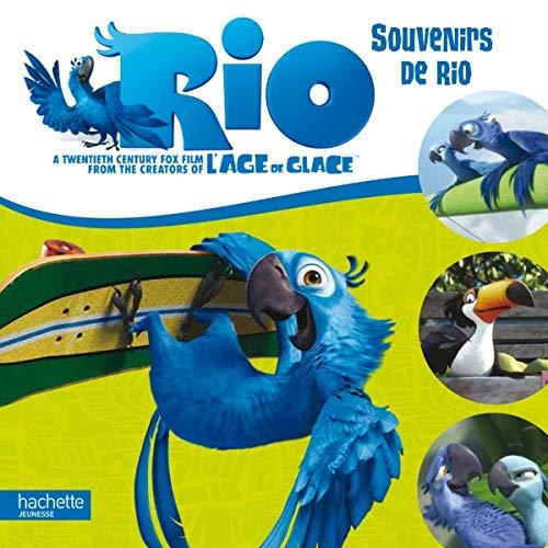9782012266339: Rio : Souvenirs de Rio