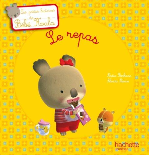 9782012266629: Le repas (Bébé Koala)