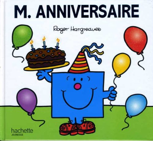 9782012266841: Monsieur Anniversaire (Monsieur Madame) (English and French Edition)