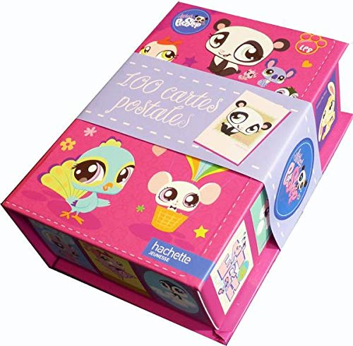 9782012268098: Littlest PetShop : 100 cartes postales à collectionner