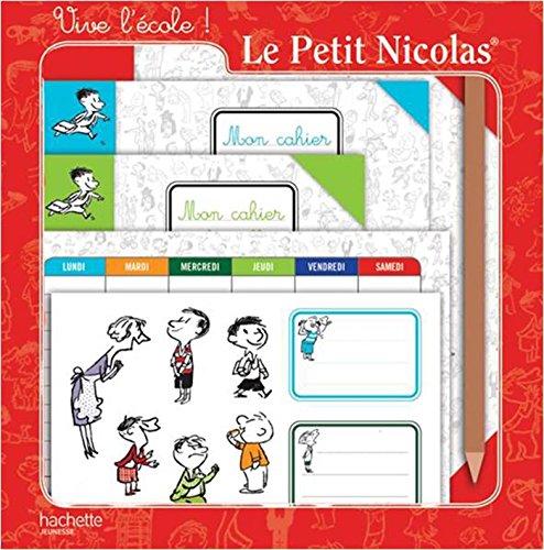 9782012268630: Le Petit Nicolas : Vive l'école ! (French Edition)