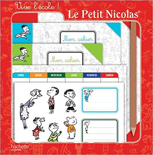 9782012268630: La Petit Nicolas - Kit rentrée