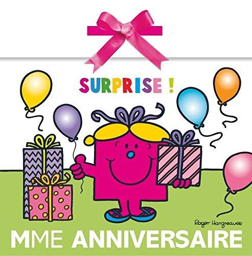 9782012268838: Pochette anniversaire Madame (Monsieur Madame)