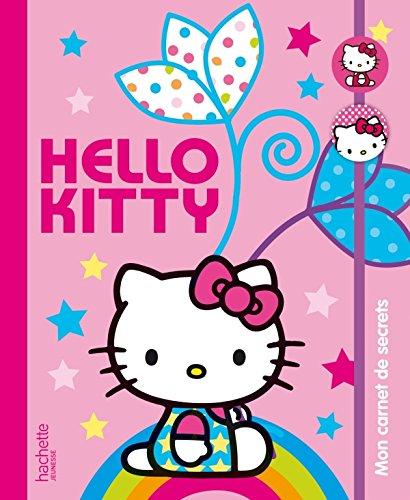 9782012271029: Mon carnet secret Hello Kitty