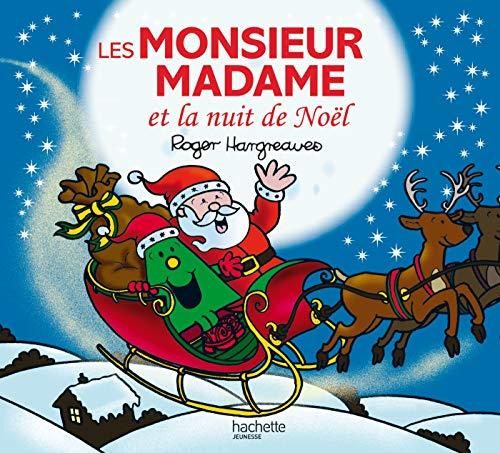 9782012271814: Les Monsieur Madame et la nuit de Noël