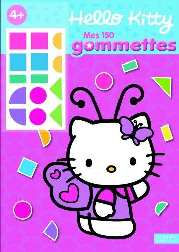 9782012272040: Mes premi�res activit�s gommettes Hello Kitty 4ans et plus