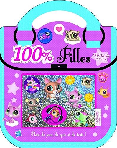 9782012272231: 100% filles Littlest PetShop