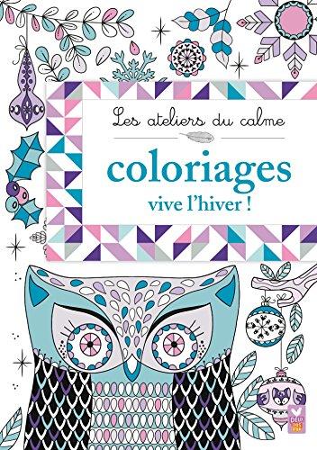 COLORIAGES VIVE L'HIVER: LA BALEINE LILI