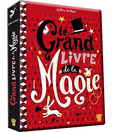 9782012272446: LE GRAND LIVRE DE LA MAGIE