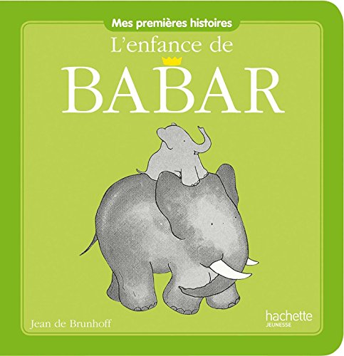 9782012275218: L'enfance de Babar
