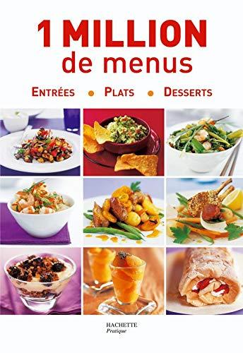 1 Million de menus (French Edition)