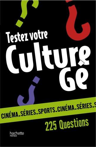9782012300729: Testez votre culture gé