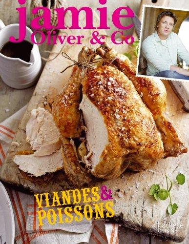 9782012306455: Jamie Oliver & Co - Viandes & poissons