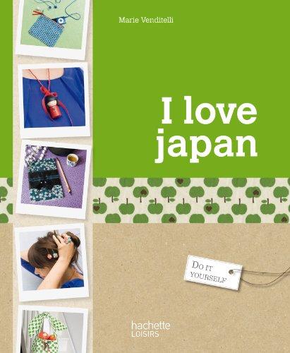 9782012307285: I love Japan
