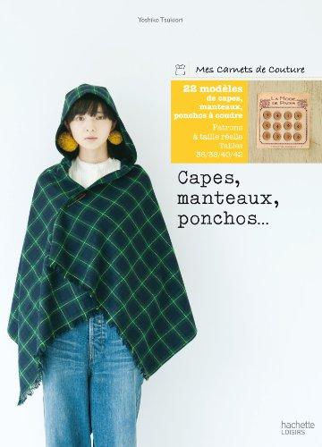 9782012307322: Capes, manteaux, ponchos. (Brico/Déco/Loisirs créatifs)