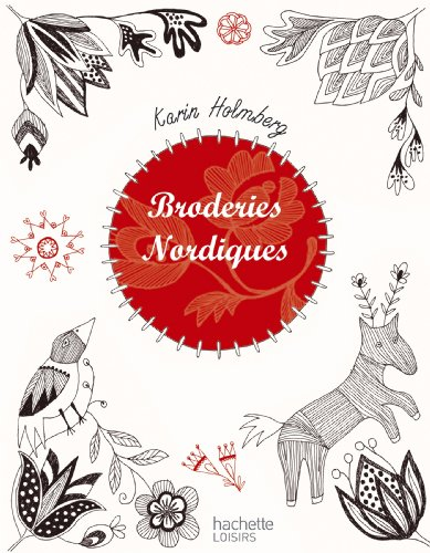 9782012307384: Broderies nordiques