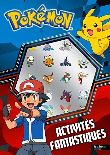 9782012307681: Pokémon : Activités fantastiques