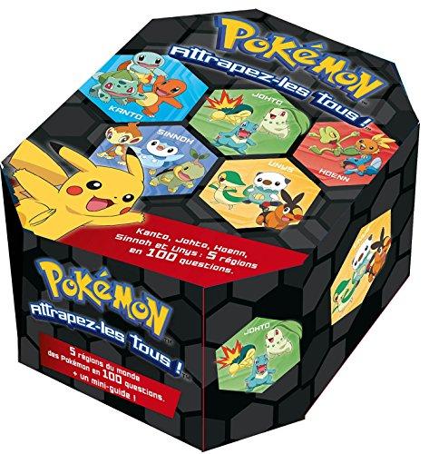9782012307735: Pokémon ; quiz box ; l'intégrale en 100 questions