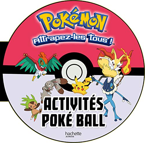 9782012307780: Pokémon / Activités Pokéball