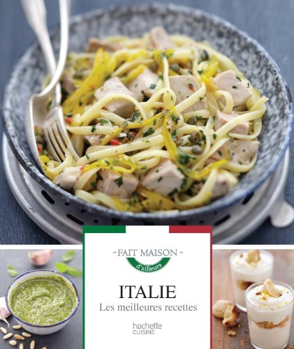 9782012310247: Italie: Fait maison