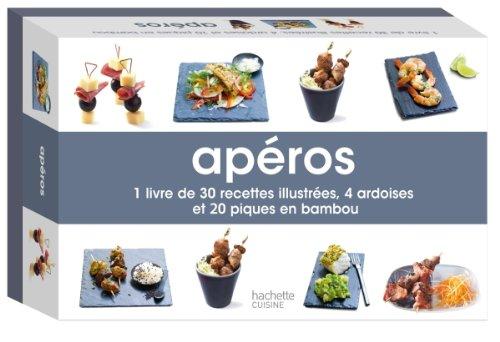 9782012310421: Mini-coffret Apéros (Cuisine)