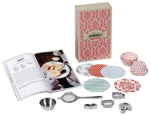 9782012312791: Coffret Un tea time � Londres