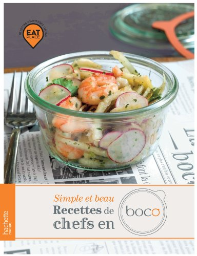 9782012315082: Recettes de chefs en boco