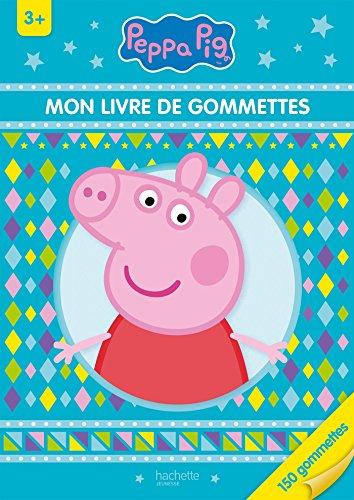 9782012315440: Peppa Pig : Mon livre de gommettes