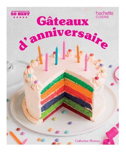 9782012316706: Gâteaux d'anniversaire