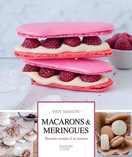 9782012316843: Macarons et meringues