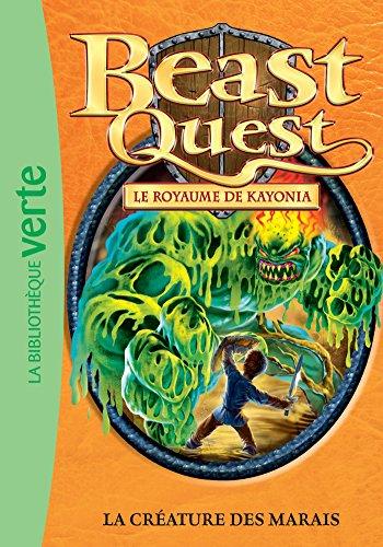 9782012317154: Beast Quest 38 - La créature des marais