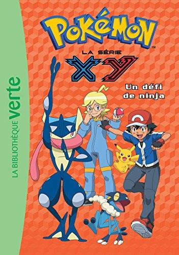 9782012317291: Pokémon 23 - Un défi de ninja