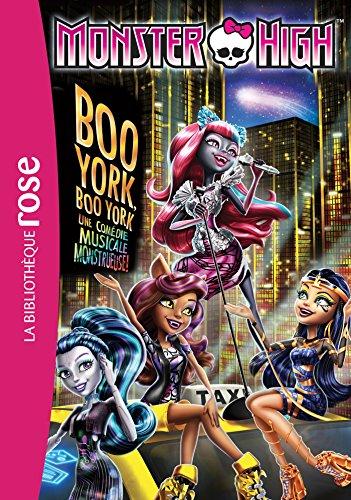 MONSTER HIGH T.08 : BOO YORK, BOO YORK: COLLECTIF