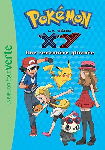 9782012318403: Pokémon : la série XY, Tome 24 : Une rencontre gluante