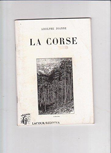 9782012350465: Géographie du département de la Corse