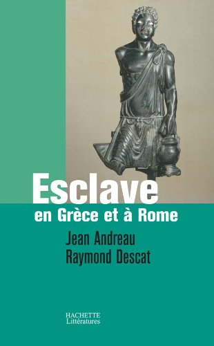 9782012353718: Esclave en Grèce et à Rome