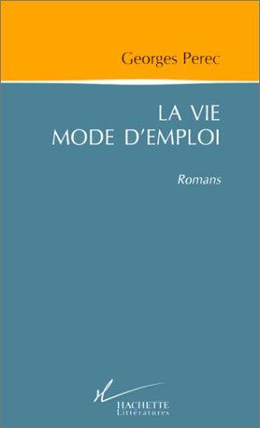 9782012355576: La Vie Mode d'Emploi