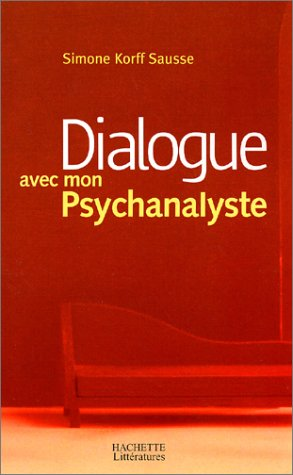 9782012355965: Dialogue avec mon psychanalyste