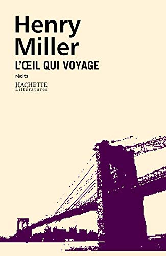 9782012358522: L'oeil qui voyage (French Edition)