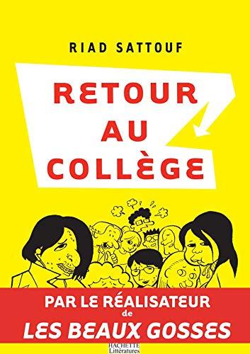 9782012358614: Retour au collège (La Fouine Illustrée)