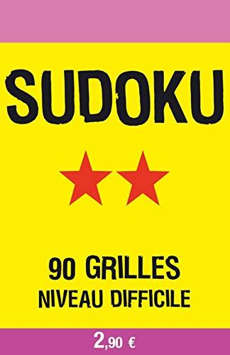 Sudoku : Tome 3, 90 Grilles niveau difficile