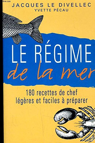 9782012362321: Le Régime de la mer