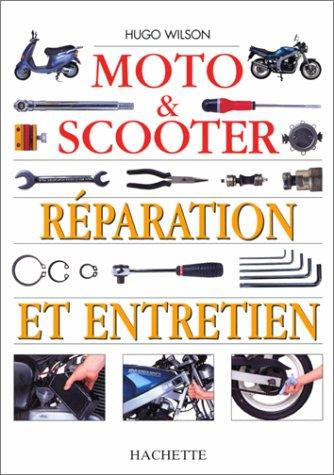 9782012362871: Moto et scooter, réparation, entretien
