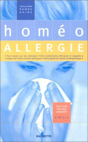 9782012365889: Hom�o allergie