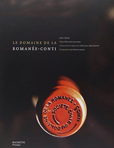 9782012368392: Le domaine de la Roman�e-Conti (Vins)