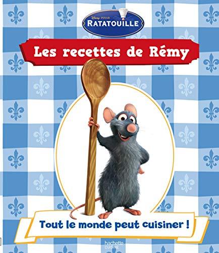 9782012373181: Ratatouille : Les recettes de Rémy (French Edition)